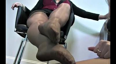 Nylon feet, Pantyhose feet, Smell, Nylon foot, Smell foot, Pantyhose foot