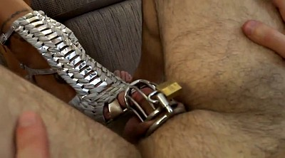 Foot tease, Femdom tease, Cage, Queen femdom