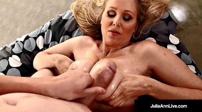 Julia ann, Julia, Mature big tit