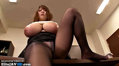 Japanese mature, Japanese massage, Japanese office, Japanese pantyhose, Secretary, Japanese interracial
