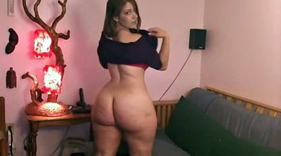 Biggest, White ass