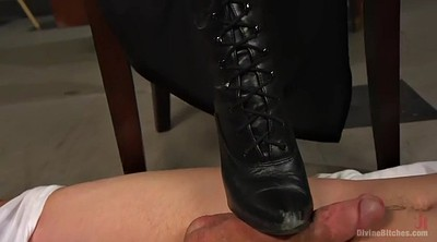 Spank, Submissive, Submission, Foot licking, Foot fetish, Milf teach