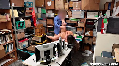 Office fuck, Fuck police
