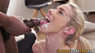 Blond, Teen interracial