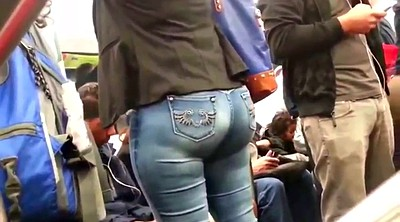 Train, Tight jeans, Training, Jeans ass