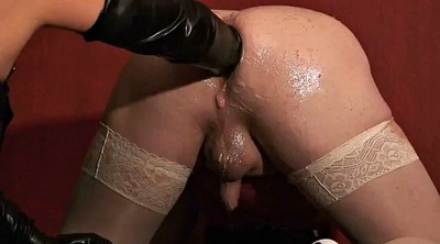 Mistress t, Fist, German anal, Anal strapon, Slave training, Anal training