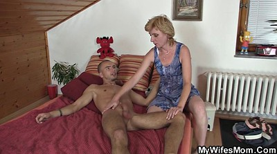 Horny mom, In law