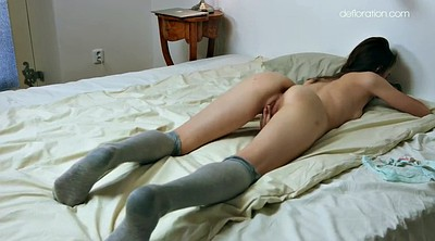 Virgin, Teen hairy, Porn, Hairy russian, Hairy pussy solo