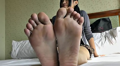 Asian foot, Young foot, Asian feet, Asian foot fetish