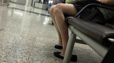 Sexy feet, Candid, Asian foot