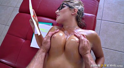 August ames, Panty, Teen massage