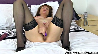 Collection, British milf, British mature