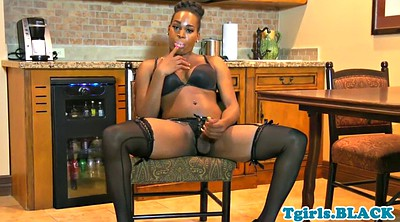 Tugging, Tug, Shemale ebony