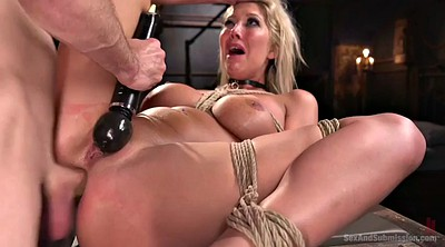 Lexi lowe, Lingerie, Brutal anal, Low, Anal bondage