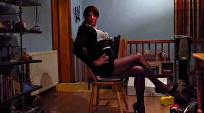 Stocking, Black stocking