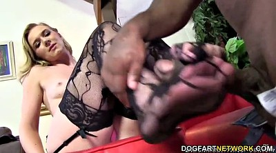 Ebony feet, Mandy