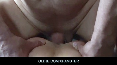 Grandpa, Japanese old, Japanese young, Cum in mouth, Japanese cumming, Perv