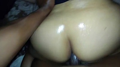 Sleep, Sleeping girl, Sleeping creampie, Black ass