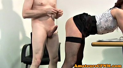 Face sit, Office femdom, Face-sitting, Pussylicking, Femdom office