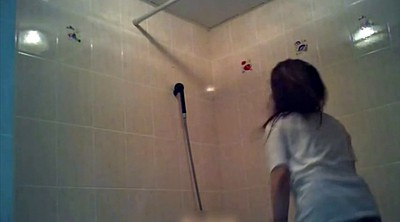 Hidden, Asian teen, Teen shower, Hidden cam shower