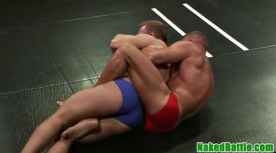 Wrestling, Muscular, Cat fight