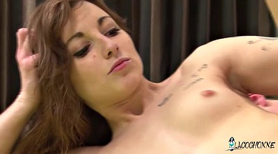 French anal, Anal casting
