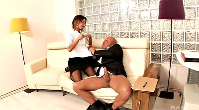 Secretary, Boss, Jada stevens, Seduced