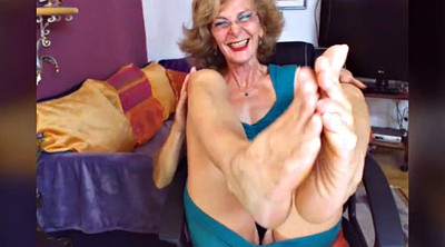 Sexy feet, Sounding, Granny feet
