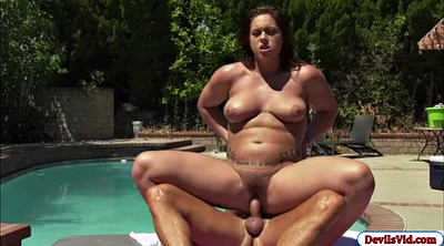 Mature squirt, Busty, Outdoor masturbate, Fuck squirt, Fuck housewife