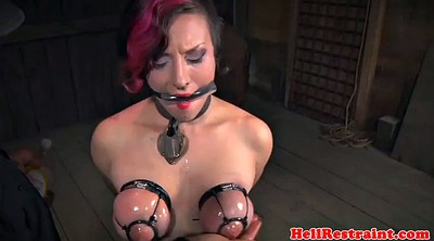 Spanking, Caning, Tit whipping, Chains, Chained