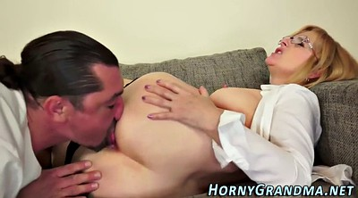 Rimming, Mature hd