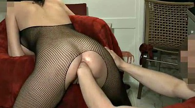 Gaping pussy, Anal fist, Pussy orgasm