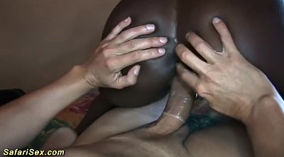 Ebony, African, Blowjob