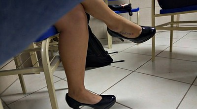 Candid, High, Tatoo, Candid feet