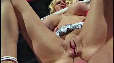 Butthole, Busty anal, Blonde big tits