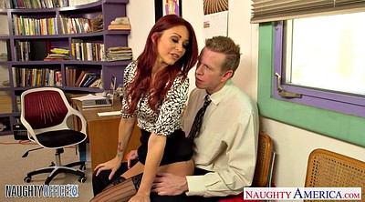 Office fuck, Monique alexander