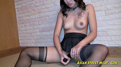 Asian bondage, Teen thais