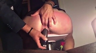 Whipping, Play, Dildo anal