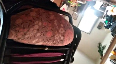 Chair, Big booty, Bbw mature