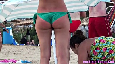 Hidden, Beach ass