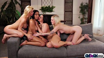 Foursome, Jenna, Lesbian old, Old and young lesbian, Alex black, Young ebony