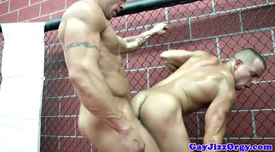 Gape, Muscle, Fighting