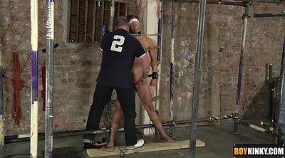 Slave punishment, Gay spanking, Gay slave