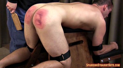 Spanked, Spanking gay, Muscle