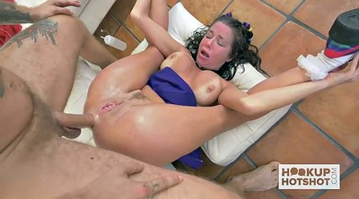 Prolapse, Veronica avluv, Anal prolapse, Veronica, Cougar, Cowgirl