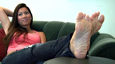 Sole, Asian foot, Asian foot fetish