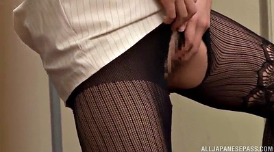 Office pantyhose