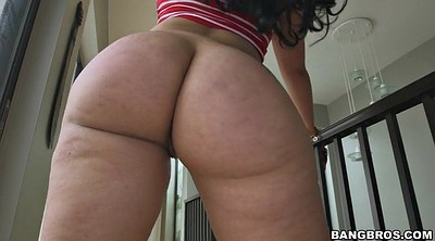 Latina ass, Solo big, Curvy solo, Big natural tits solo