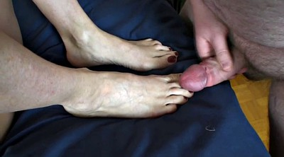 Mature foot, Mature feet, Milf feet, Foot job