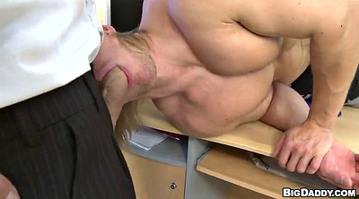 Muscle, Gay muscle, Cums, Cum mouth